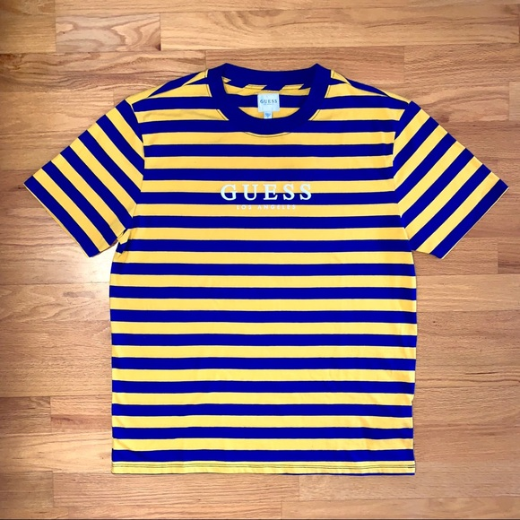 40eb82621b Guess Shirts | Striped Shirt Price Firm | Poshmark